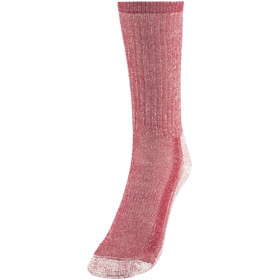 Smartwool Hike Medium Calze Donna rosso